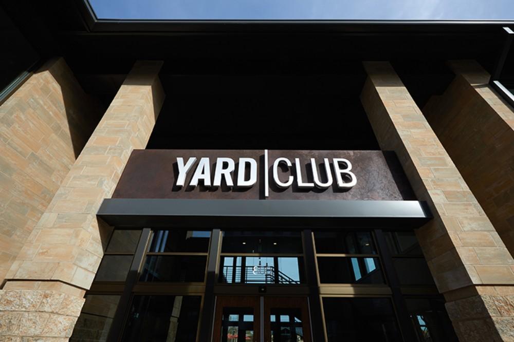 The Yard Club Grandview Yard Grandview Oh