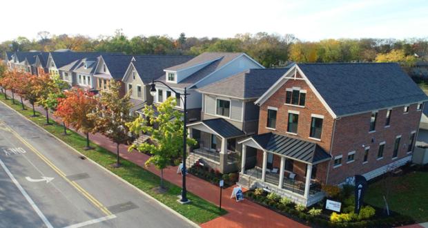 M/I Homes at Grandview Yard